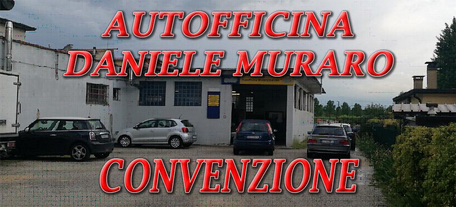 Convenzione Autofficina Daniele Muraro