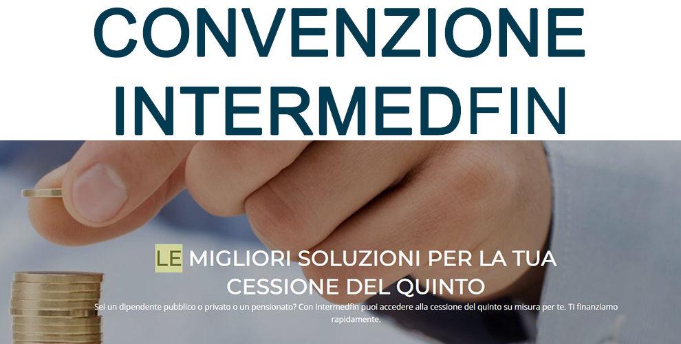 Convenzione INTERMEDFIN