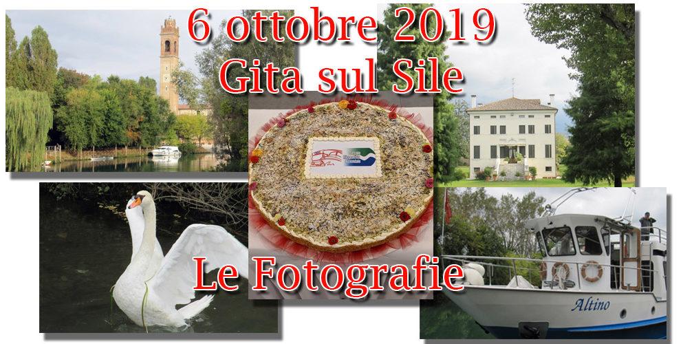 26/10/2019 Le fotografie della gita sul fiume Sile
