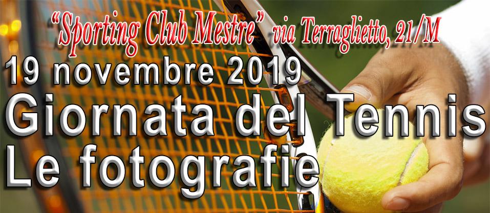19/11/2019 Giornata del Tennis a Mestre – le fotografie