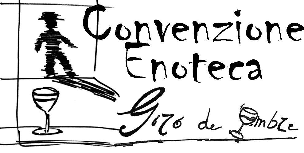 """Convenzione Enoteca """"Giro De Ombre"""""""