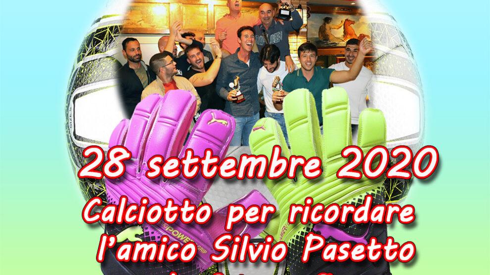 28/09/2020 Memorial – Calciotto per Silvio – Le Fotografie