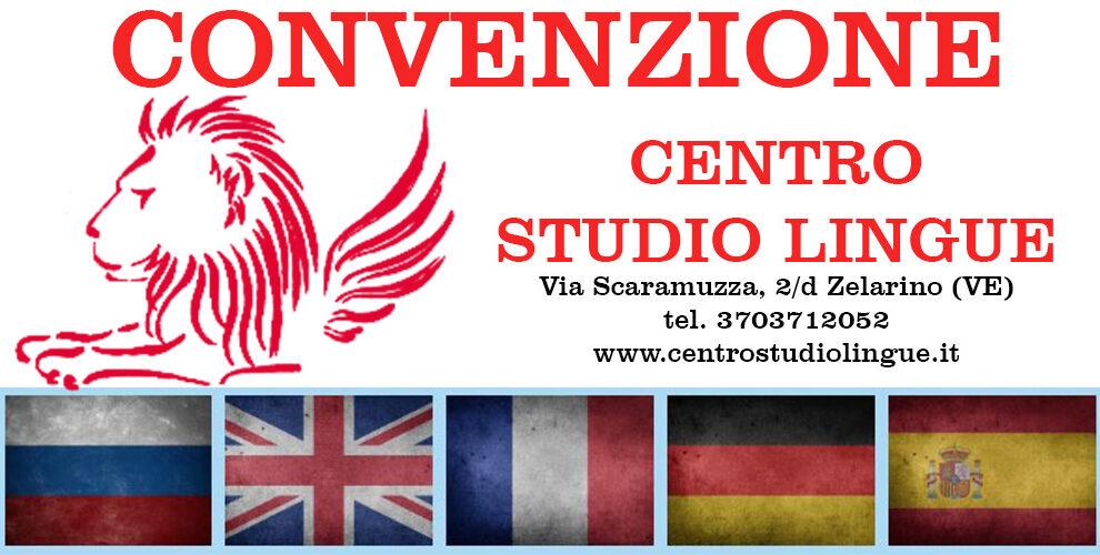 Convenzione Centro Studio Lingue