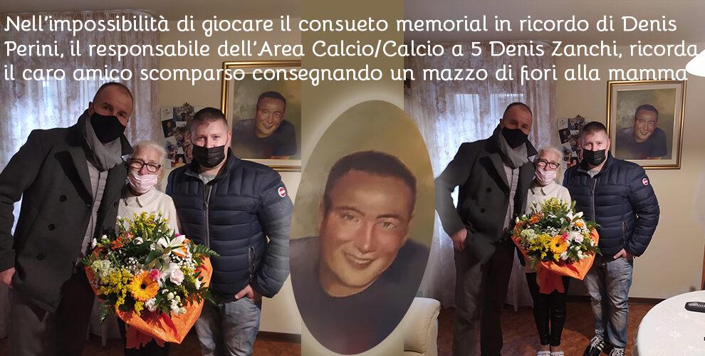 In ricordo di Denis Perini, incontro con la mamma