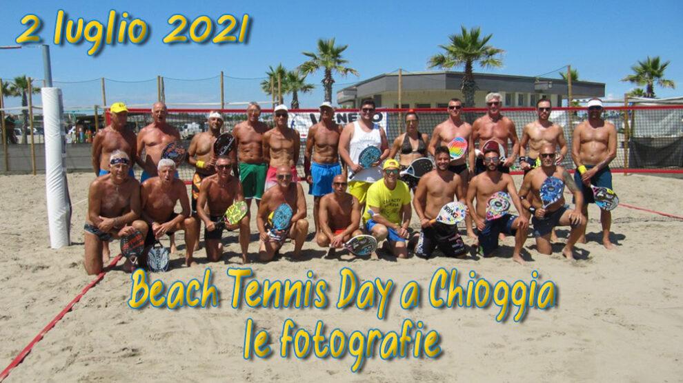 02/07/2021 Manifestazione di Beach Tennis a Chioggia le fotografie