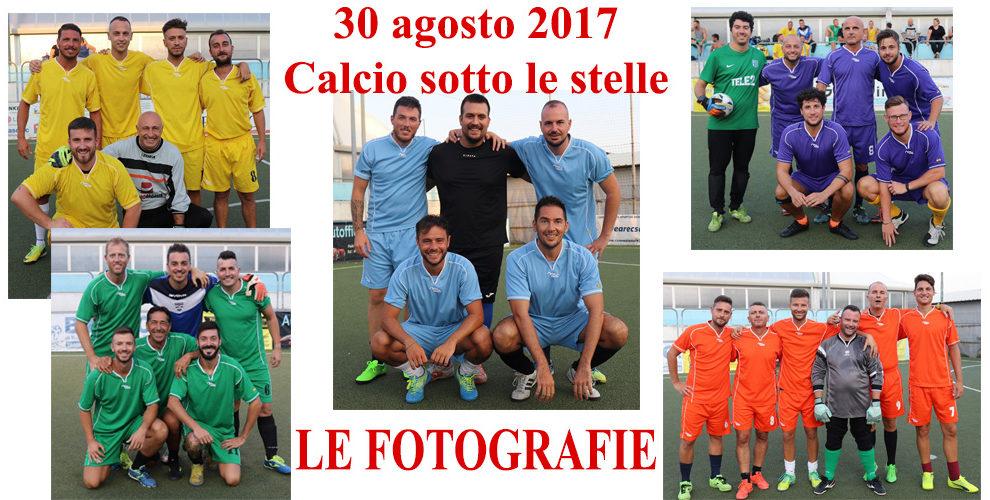 30/08/2019 Le fotografie Calcio a 5 sotto le stelle