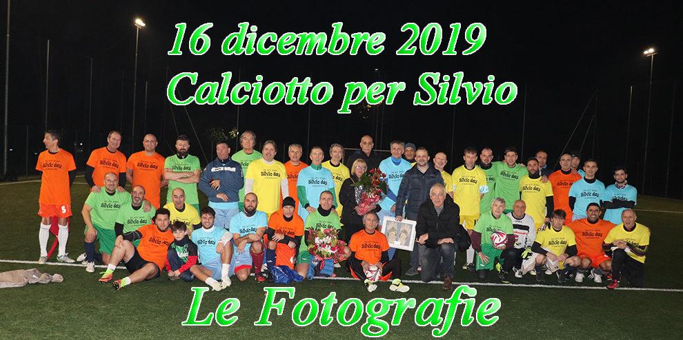 """16/12/2019 Le fotografie del """"Calciotto per Silvio"""""""