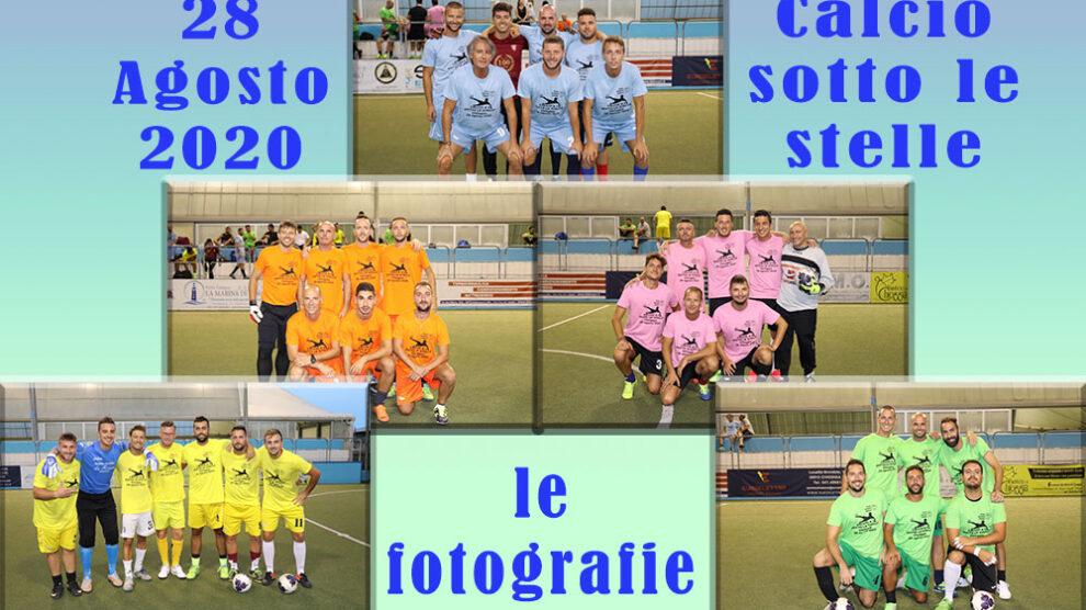 28/08/2020 calcio a 5 sotto le stelle – le fotografie