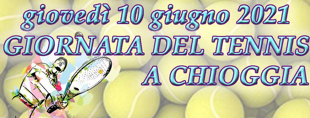 10/06/2021 Giornata del Tennis a Chioggia