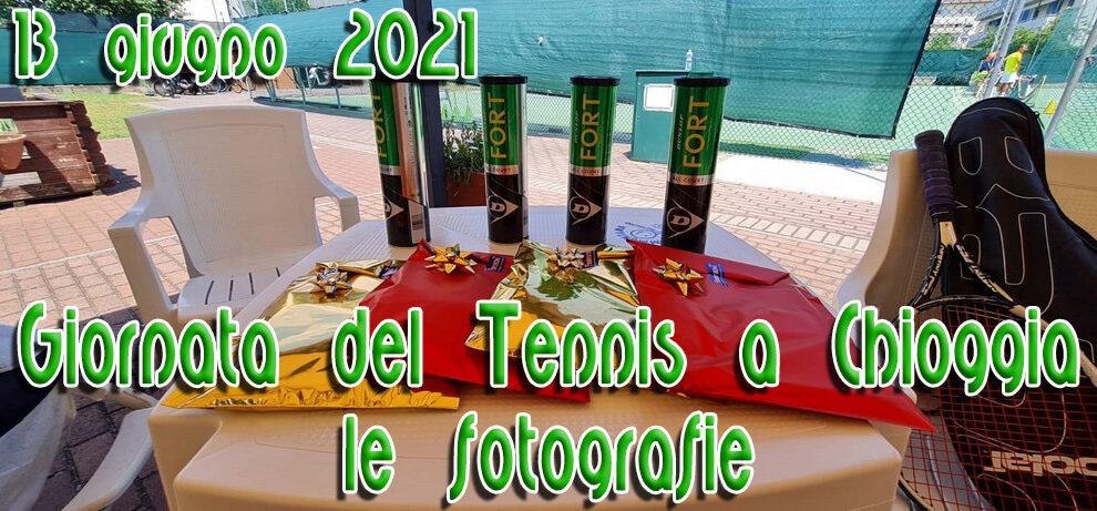 13/06/2021 Giornata del Tennis a Chioggia le fotografie